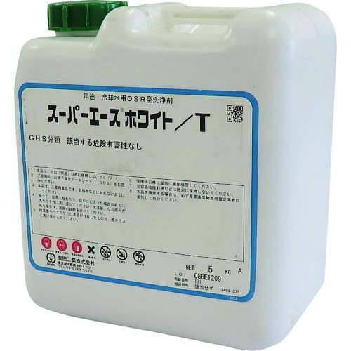 ■BBK 中和不要スケール洗浄剤 スーパーエースホワイト/T〔品番:KRT-WT〕[TR-1577259]