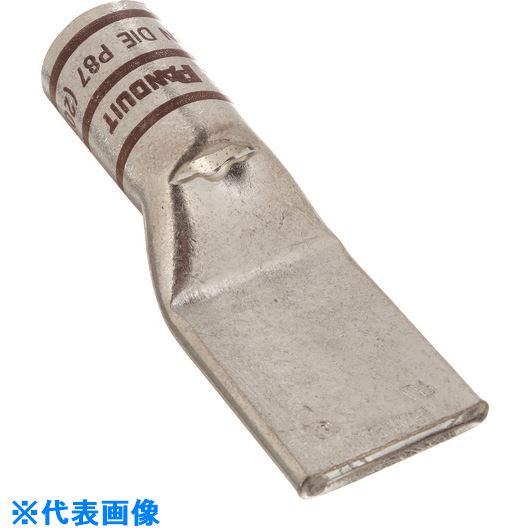 ■パンドウイット 銅製圧縮端子 穴なし 標準バレル 電線サイズ 500 KCMIL LCA500-00-6  〔品番:LCA500-00-6〕[TR-1577325]