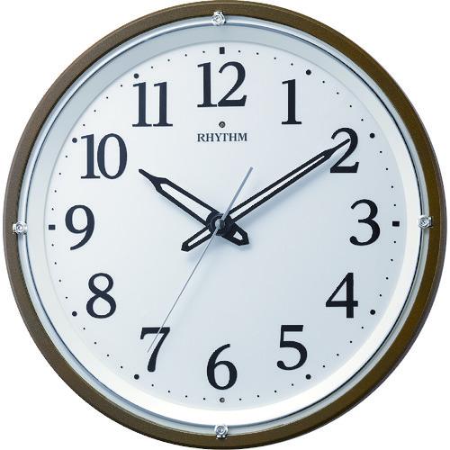 ■RHYTHM リズム 電波掛時計  〔品番:8MY532SR06〕[TR-1578336]