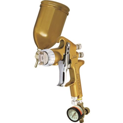 ■デビルビス スプレーガンカップセットJUPITER-PRO重力式LVMP仕様〔品番:JUPITER-PRO-510PLS-1.3-G-K〕[TR-1578606]
