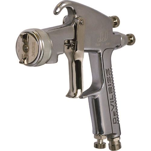 ■デビルビス 重力式汎用スプレーガン標準型(ノズル口径1.3mm)〔品番:JJ-K-304-1.3-G〕[TR-1580086]