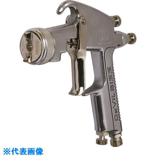 ■デビルビス 重力式スプレーガン標準型(ノズル口径0.8mm)〔品番:JJ-K-203-0.8-G〕[TR-1580087]