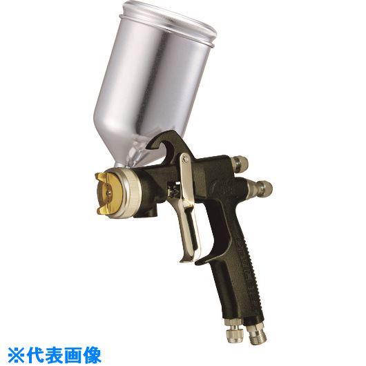 ■デビルビス 重力式スプレーガンカップセット LVMP仕様(ベース塗装)〔品番:LUNA2-R-244PLS-1.8-G-K〕[TR-1580145]