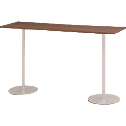 ■イトーキ ハイテーブル(角型)1800X500X1000〔品番:TRA-185HH-W917〕[TR-1581209]【個人宅配送不可】