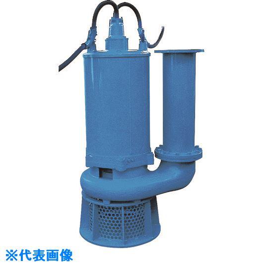 ■ツルミ 一般工事排水用水中ポンプ 50HZ 口径200MM 三相400V  〔品番:GSZ4-45-4〕[TR-1581690]【大型・重量物・個人宅配送不可】