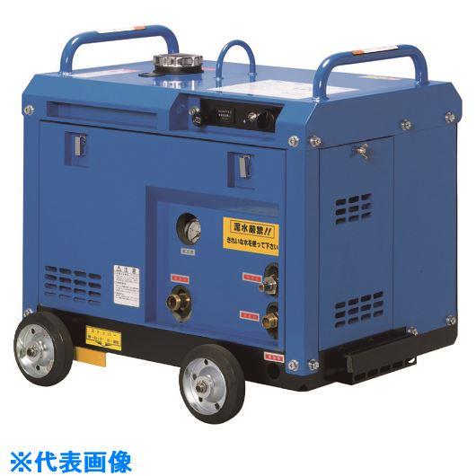 ■ツルミ 高圧洗浄機 エンジンシリーズ(防音タイプ)〔品番:HPJ-8100ESM-1〕[TR-1581696]【個人宅配送不可】