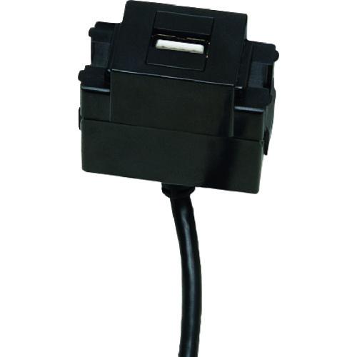 ■スガツネ工業 (210036444)DM1-USB20-BLUSBコネクタ 10個入 〔品番:DM1-USB20-BL〕[TR-1581845×10]