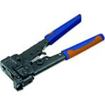 ■PANASONIC モジュラプラグ圧着工具(HP型)  〔品番:NR3559〕掲外取寄[TR-1586086]