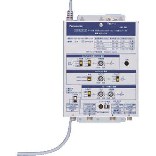■PANASONIC MMポート用双方向CATV/UHF・BS〔品番:WTJ6710〕[TR-1586159]