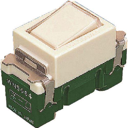 ■PANASONIC フルカラー埋込ネームスイッチE 10個入 〔品番:WN5064〕[TR-1586192×10]