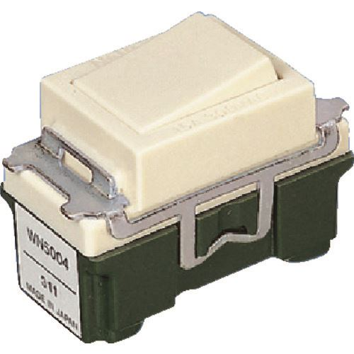 ■PANASONIC フルカラー埋込スイッチE 10個入 〔品番:WN5004〕[TR-1586261×10]