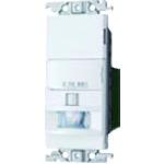 ■PANASONIC ワイド壁取付熱線センサ付自動SW2線式〔品番:WTK1511W〕[TR-1587761][送料別途見積り][法人・事業所限定][掲外取寄]