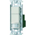 ■PANASONIC 埋込熱線センサ付自動スイッチ(子器)  〔品番:WN5645K〕[TR-1589373]