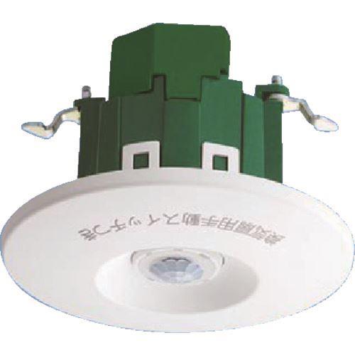 ■PANASONIC 天井取付熱線センサ付自動スイッチ(子器・  〔品番:WTK293128〕[TR-1589487]