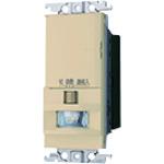 ■PANASONIC ワイド壁取付熱線センサ付自動SW親器〔品番:WTK1411FK〕[TR-1590895][送料別途見積り][法人・事業所限定][掲外取寄]