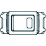 ■PANASONIC フルカラー埋込パイロットスイッチC 10個入〔品番:WN52421〕[TR-1591017×10][送料別途見積り][法人・事業所限定][掲外取寄]