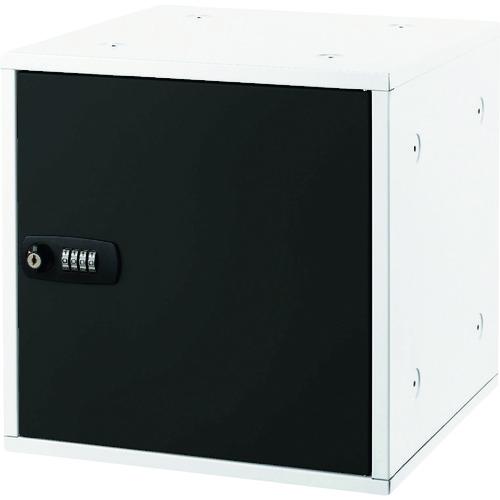 ■アスカ 組立式収納ボックス ブラック  〔品番:SB500BK〕[TR-1592372]