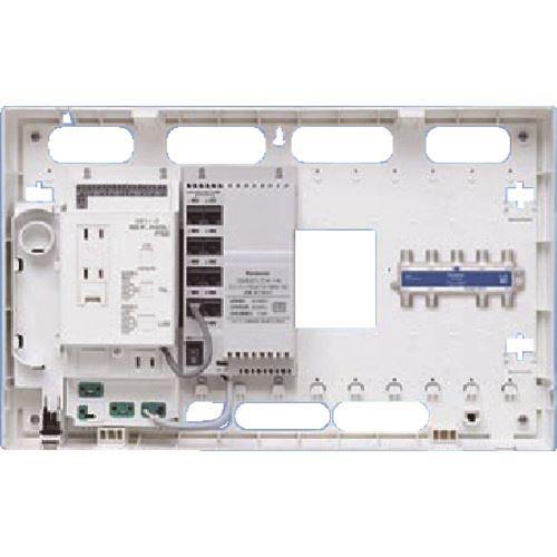 ■PANASONIC MMポートSギガ8分配器  〔品番:WTJ5366〕掲外取寄[TR-1592456]
