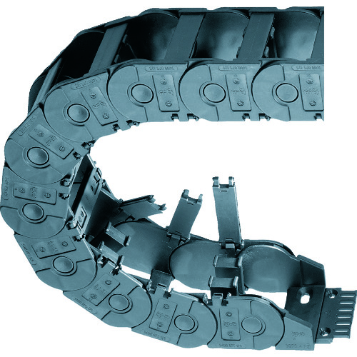 ■IGUS エナジーチェーン ケーブル保護管 10リンク〔品番:3400.200.300.0-10L〕[TR-1603422][送料別途見積り][法人・事業所限定][直送]