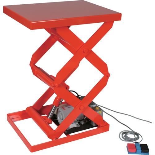 【良好品】  ?TRUSCO テーブルリフト150KG 油圧式 450X600 〔品番:HDLA-15-0406W〕[TR-1605369]【大型・重量物・個人宅配送】:ファーストFACTORY -DIY・工具