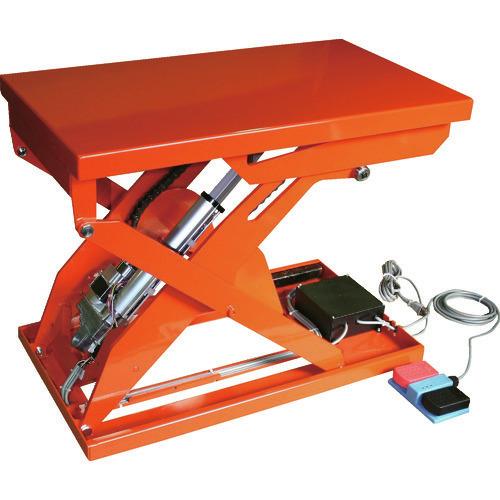【期間限定特価】 ?TRUSCO テーブルリフト250KG(電動Bねじ式200V)400×720MM   〔品番:HDL-H2547R-22〕[TR-1605404]【大型・重量物・個人宅配送】:ファーストFACTORY-DIY・工具