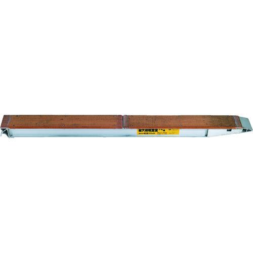 ■昭和 KB型アルミブリッジ2個1組  〔品番:KB-220-24-5.0A〕[TR-1607490]【大型・重量物・送料別途お見積り】