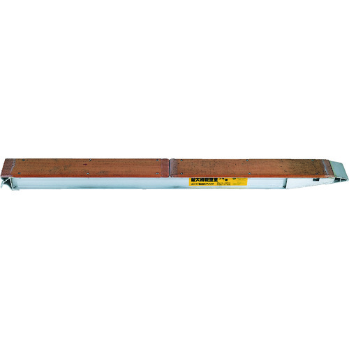 ■昭和 KB型アルミブリッジ2個1組  〔品番:KB-220-30-12B〕[TR-1607494]【大型・重量物・送料別途お見積り】