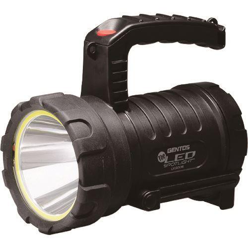 ■GENTOS パワーバンク機能搭載充電式高出力LED強力ライト  〔品番:LK-500R〕[TR-1609086]