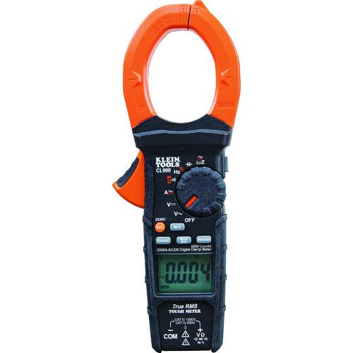■KLEIN 2000A デジタルクランプメーター  〔品番:CL900A〕[TR-1610372]