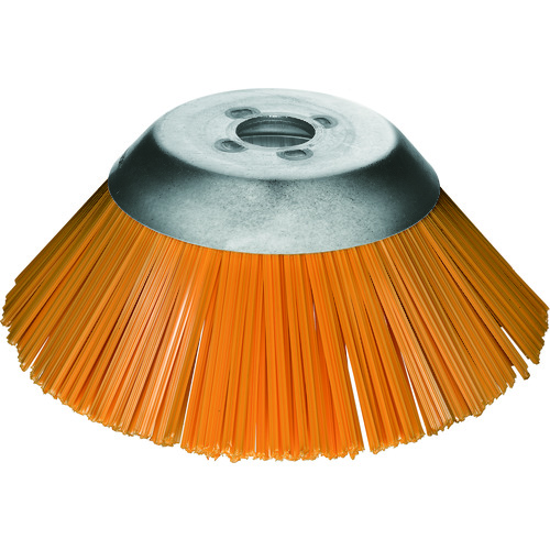 ■LESSMANN 刈払機専用ブラシ Φ160 PBTファイバー樹脂 線径2.5  〔品番:425001JP〕[TR-1611847]