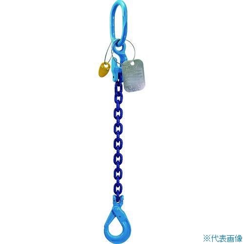 ■YOKE GRABEXRFID付きチェーンスリング(1本吊り)  〔品番:XSB-08〕[TR-1613015]