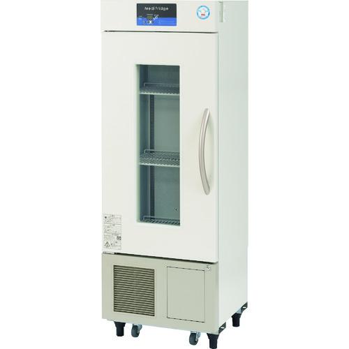 ■福島工業 スリム型薬用保冷庫〔品番:FMS-124GS〕[TR-1613825][送料別途見積り][法人・事業所限定][直送元]