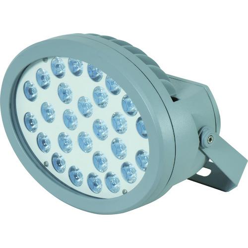 ■日動 LEDスポット投光器54W 照射角8度〔品番:LJS-54W27P-D8-50K〕[TR-1618896][送料別途見積り][法人・事業所限定][掲外取寄]