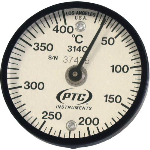 ■BBK 磁石付表面温度計  〔品番:314-C〕[TR-1621750]