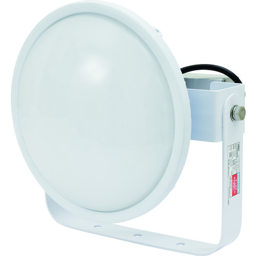 ■日動 ハイディスク150W 電源装置一体型 昼白色 投光器型 乳白ワイド〔品番:L150V2-D-HMW-50K〕[TR-1623652][送料別途見積り][法人・事業所限定][掲外取寄]