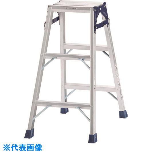 ■ピカ はしご兼用脚立CM型 2尺  〔品番:CM-60C〕[TR-1630224]【大型・重量物・個人宅配送不可】