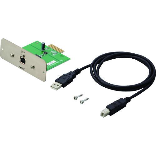 ■白光 インターフェースカード USB仕様 ケーブル付き  〔品番:B5210〕[TR-1639849]