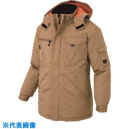 ■アイトス 綿100%防寒コート シルバーグレー L  〔品番:AZ8570-003-L〕[TR-1662862]