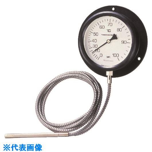 ■佐藤 隔測式温度計 VB-100P 0~100℃ (4300-01)〔品番:VB-100P-2〕[TR-1664338]