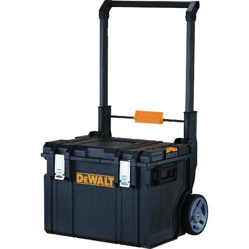 ■デウォルト システム収納BOXタフシステムDS450  〔品番:DWST08250〕[TR-1664803]【大型・重量物・個人宅配送不可】
