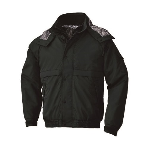 ■BIGBORN 防寒ジャケット ブラック S  〔品番:8386-70-S〕[TR-1665963]