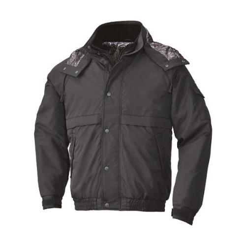 ■BIGBORN 防寒ジャケット パープルグレー LL  〔品番:8386-45-LL〕[TR-1666060]