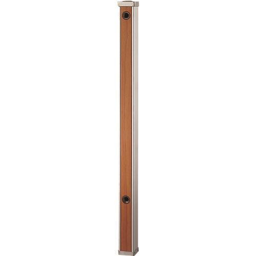■SANEI 木目調水栓柱〔品番:T803-60X900-BR〕[TR-1667529]