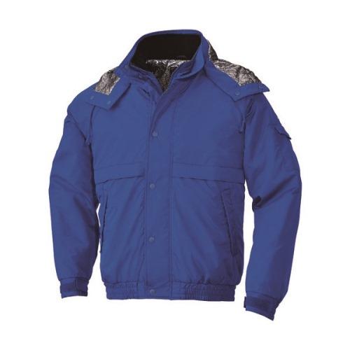 ■BIGBORN 防寒ジャケット ブルー EL  〔品番:8386-50-EL〕[TR-1667613]