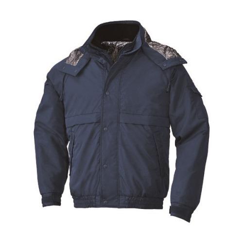 ■BIGBORN 防寒ジャケット ネイビー L  〔品番:8386-55-L〕[TR-1667614]