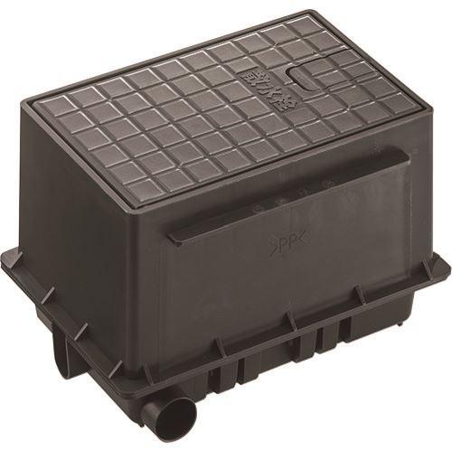 ■SANEI 散水栓ボックスセット  〔品番:R81-93S-D〕[TR-1669087]