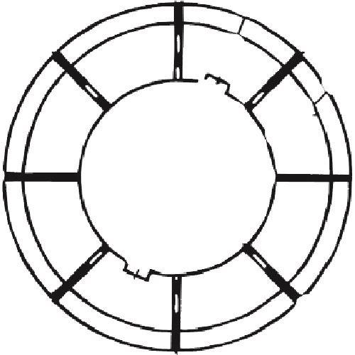 ■WINWELL CMZ/CMA用クーラント噴射コレット  〔品番:CMA6-6.0-CR〕掲外取寄[TR-1669948]