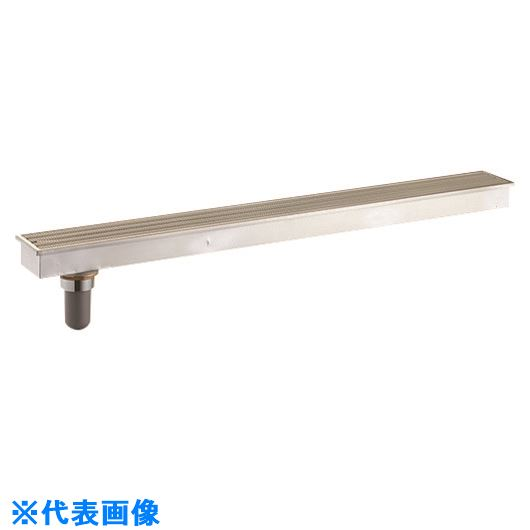 ■SANEI 浴室排水グレーチング  〔品番:H9010D-100X950〕[TR-1670646]