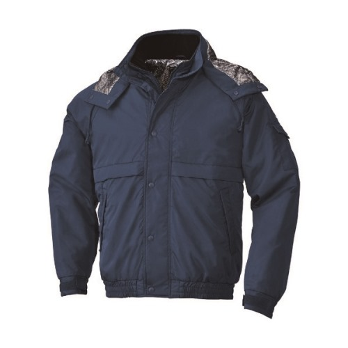 ■BIGBORN 防寒ジャケット ネイビー M  〔品番:8386-55-M〕[TR-1670758]