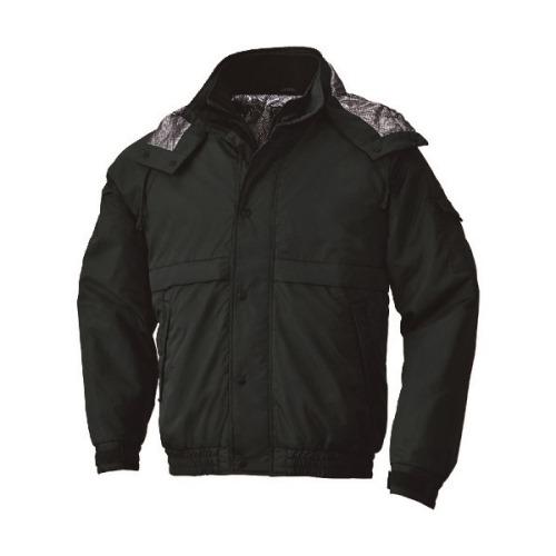 ■BIGBORN 防寒ジャケット ブラック L  〔品番:8386-70-L〕[TR-1670772]